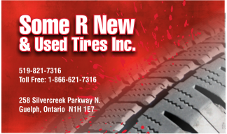 Some R New & Used Tires Inc