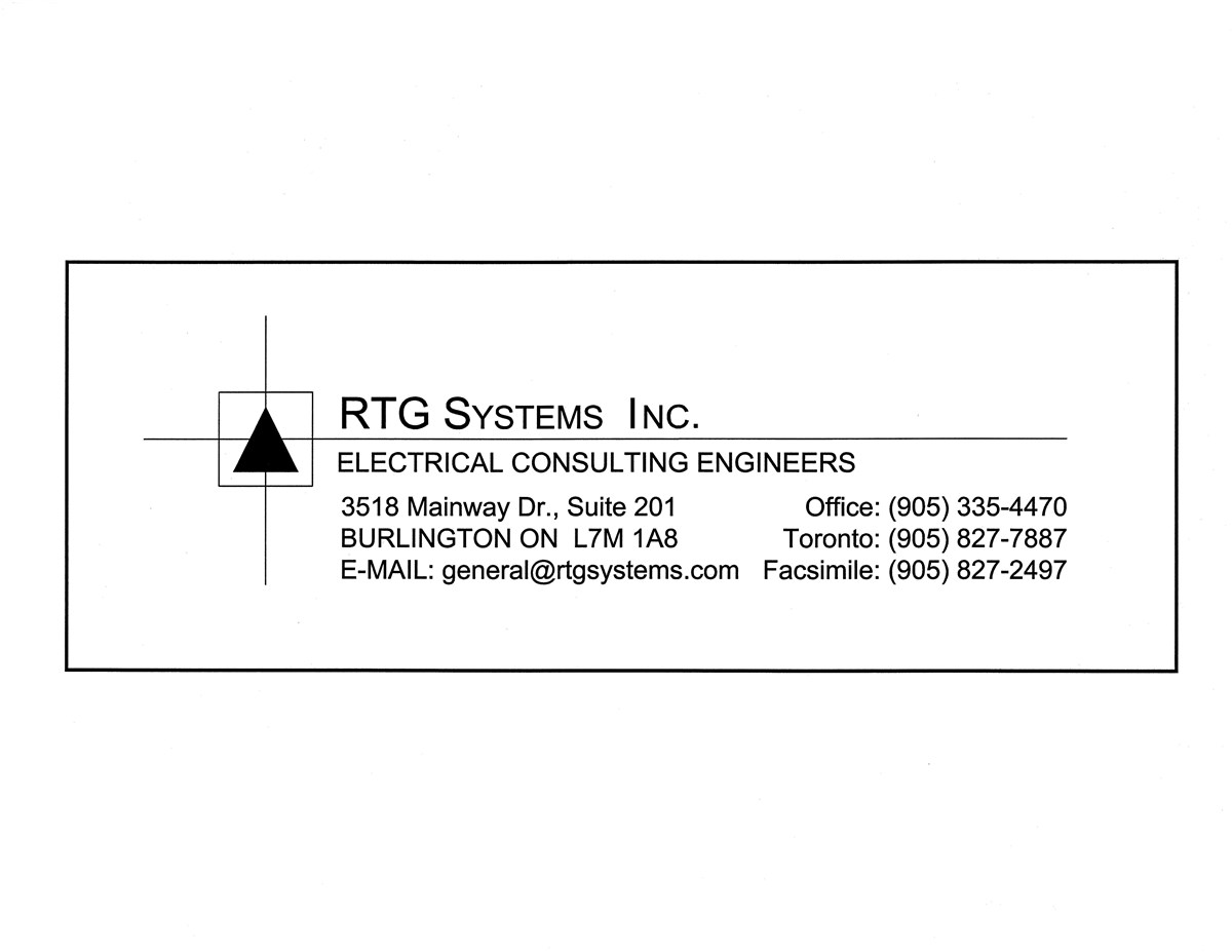 RTG Systems