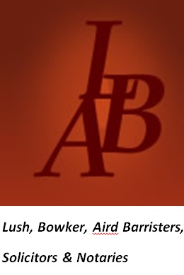 Lush, Bowker, Aird Barristers & Solicitors