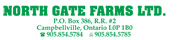 North Gate Farms Ltd.